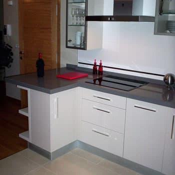 Muebles de cocina y baño en A Pobra – Fogar Barbanza